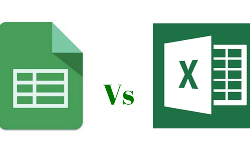 Spreadsheets VS Excel