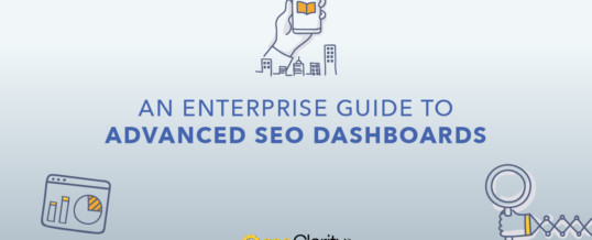 Acquire Purchase-In with an Undertaking search engine optimization Dashboard